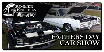 Annual Father's Day Car show